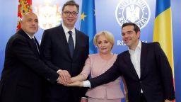 Борисов: Трябва да направим всичко Сърбия да влезе в ЕС