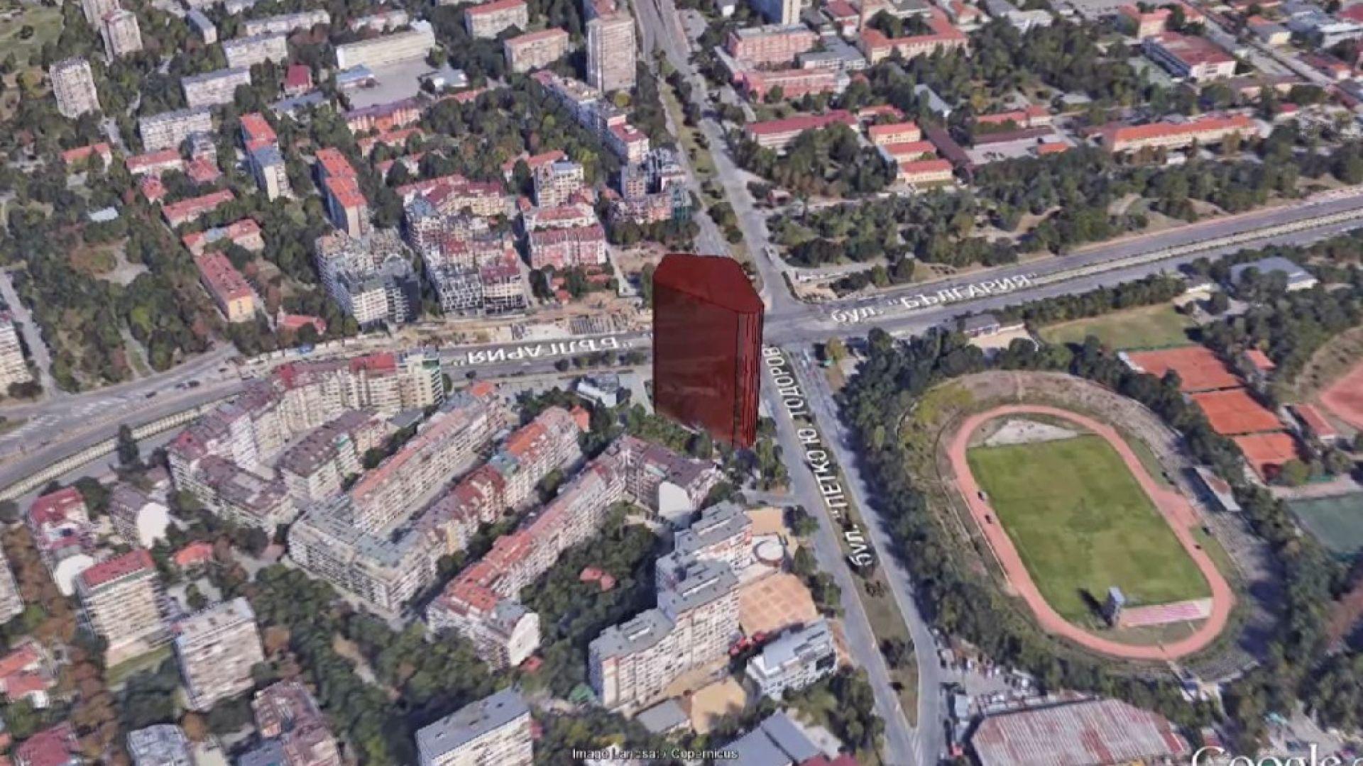Общински съветници събират пари за глоба на главния архитект на София