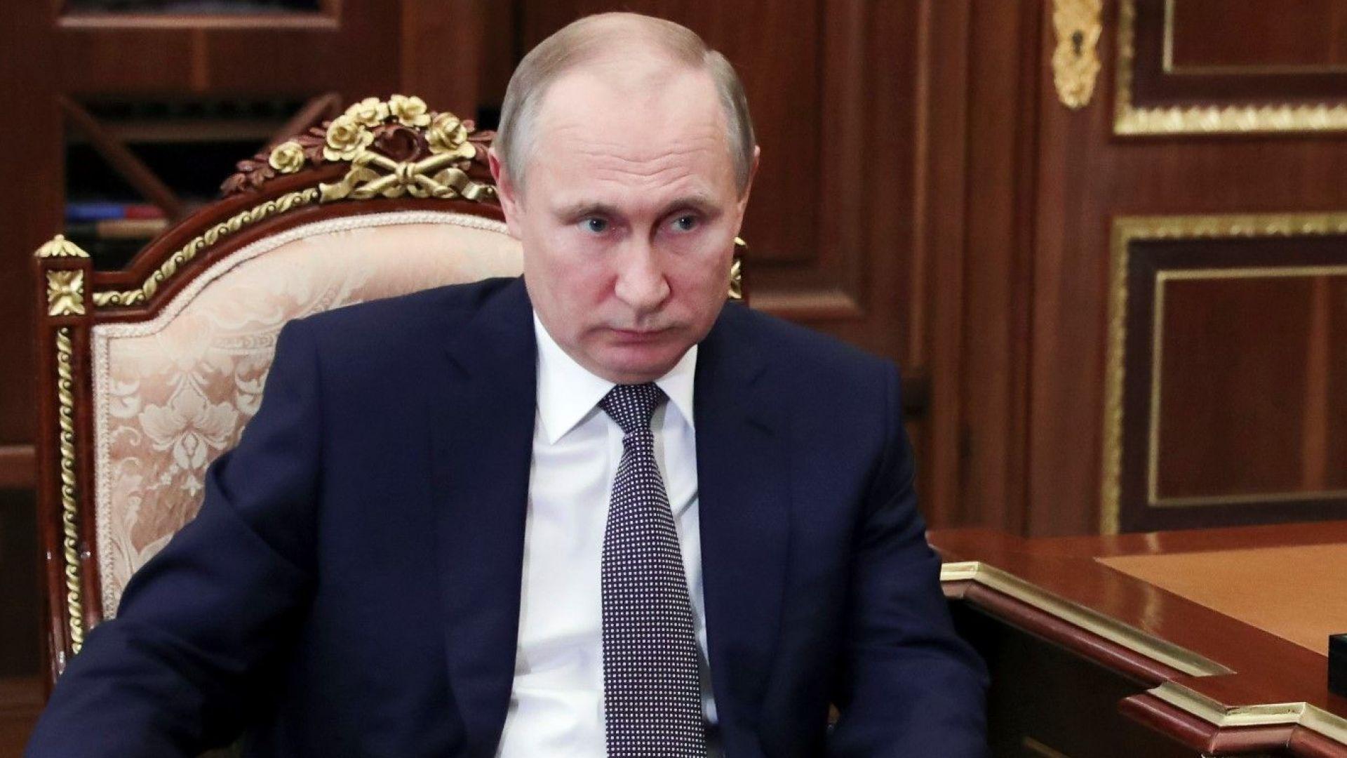 Путин ще получи престижна католическа награда за мир