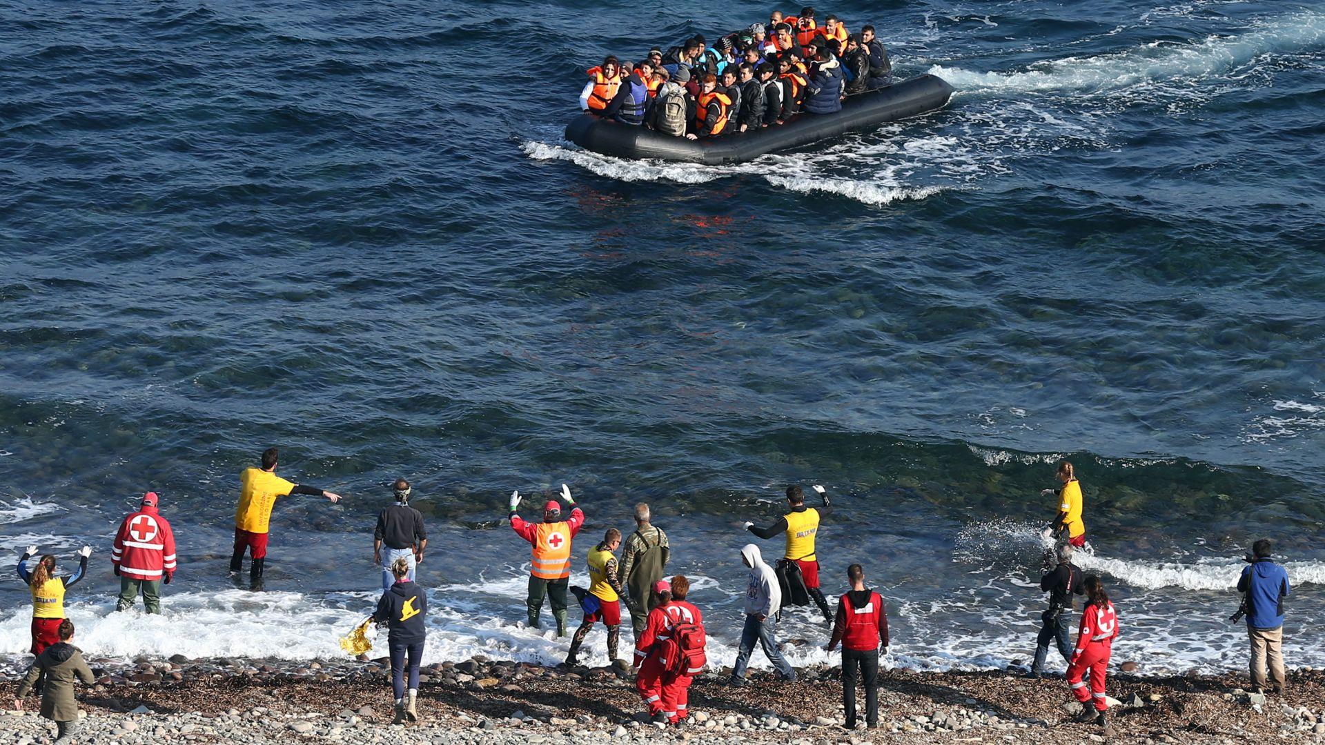 Фронтекс: Новият маршрут на мигрантите към Европа е през Испания