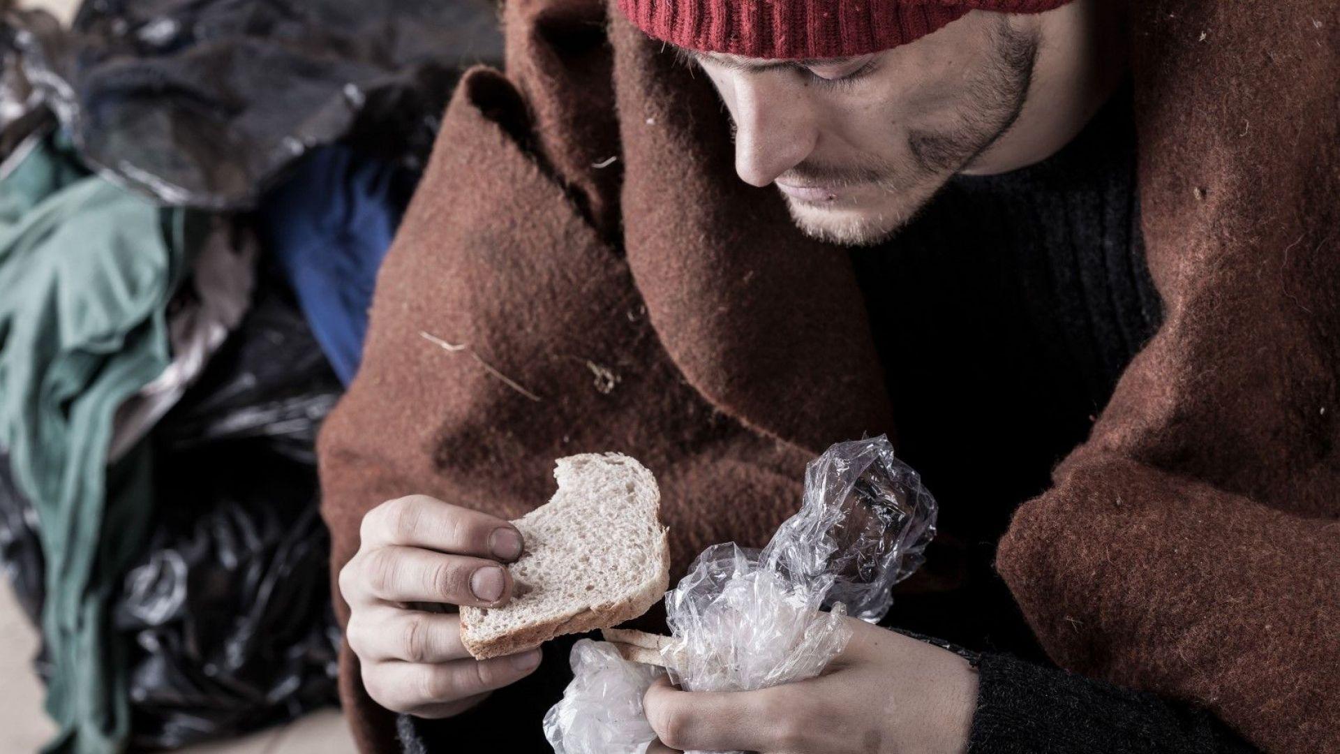 Всеки трети българин живее в сериозен риск от бедност