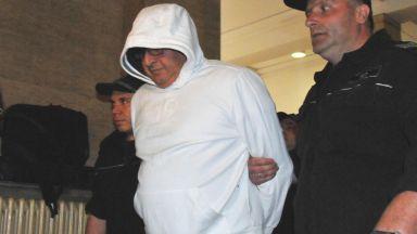 """25 г. затвор за двойния убиец от столичния кв. """"Витоша"""""""