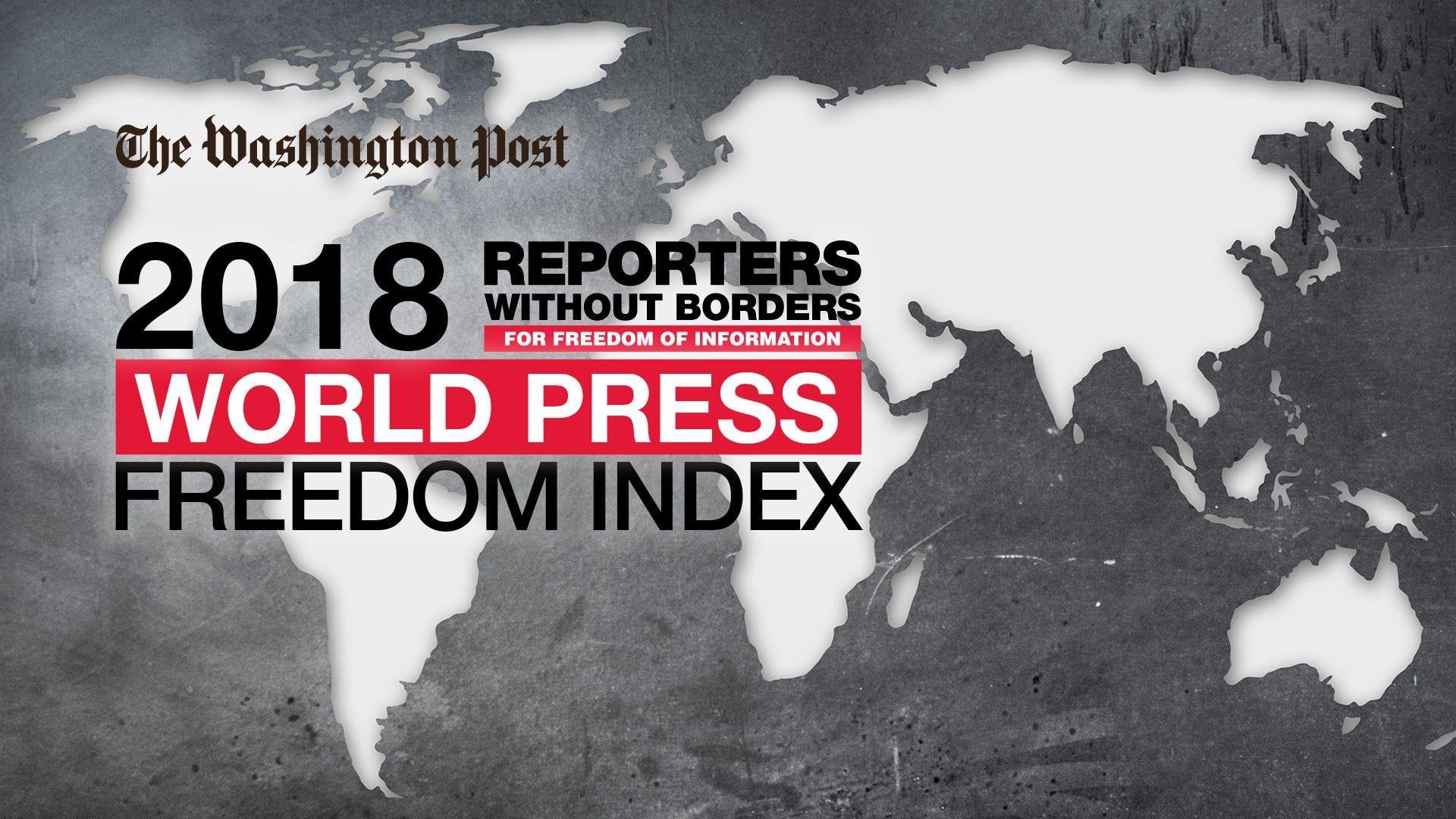 България e след Македония и Боливия по свобода на печата