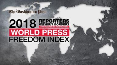 България се срива в медийната свобода