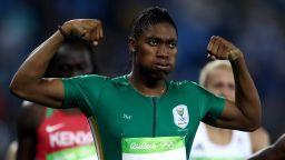 Олимпийската шампионка Семеня ще трябва да взима хапчета заради тестостерона