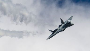 Правят безпилотна версия на руския стелт Су-57