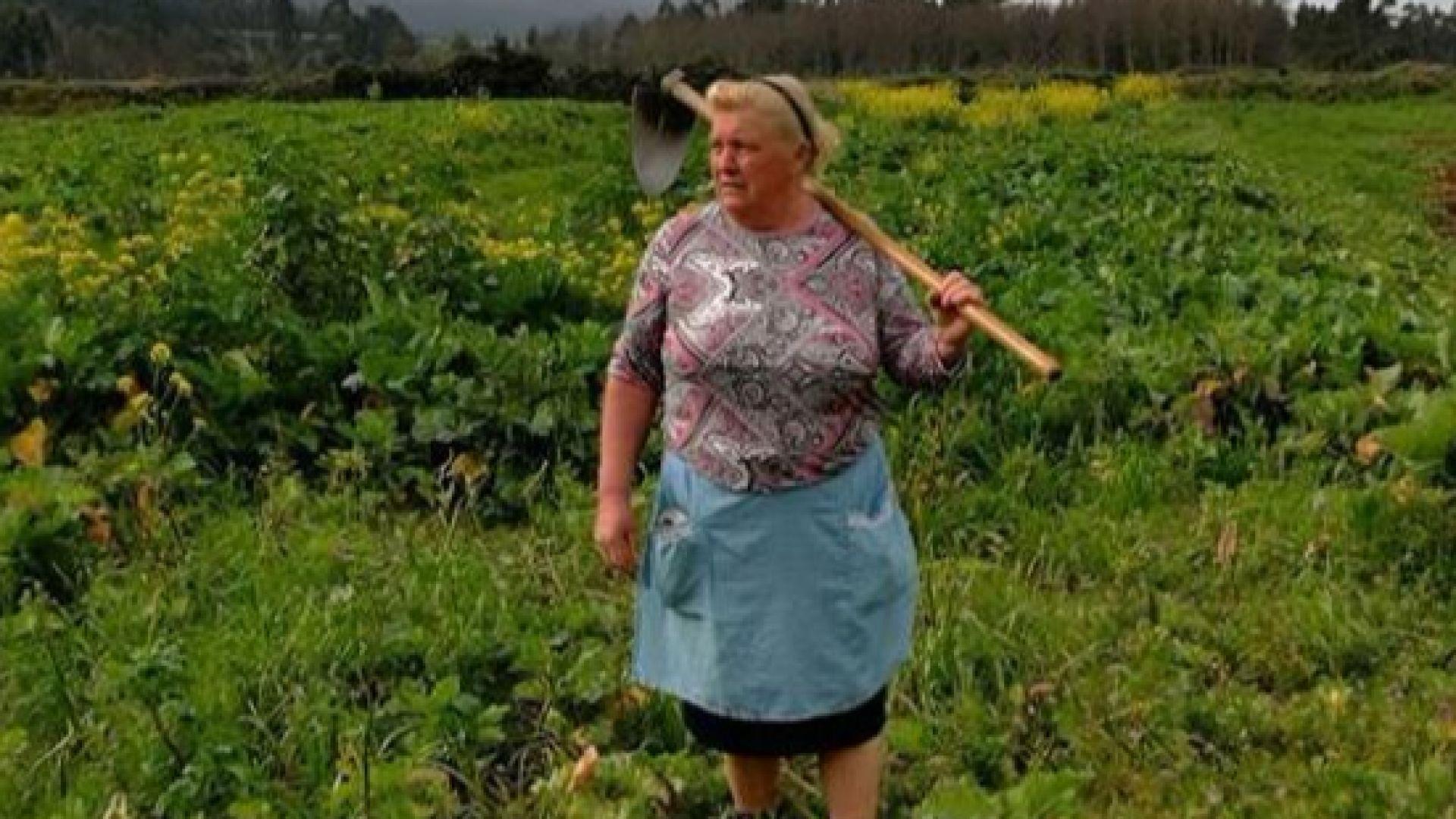 Двойничката на Тръмп не иска известност, вълнуват я картофите й