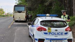 ТИР удари автобус, двама са тежко ранени