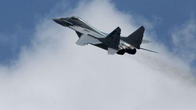 Кабинетът даде 26 млн. лв. за изтребителите МиГ-29