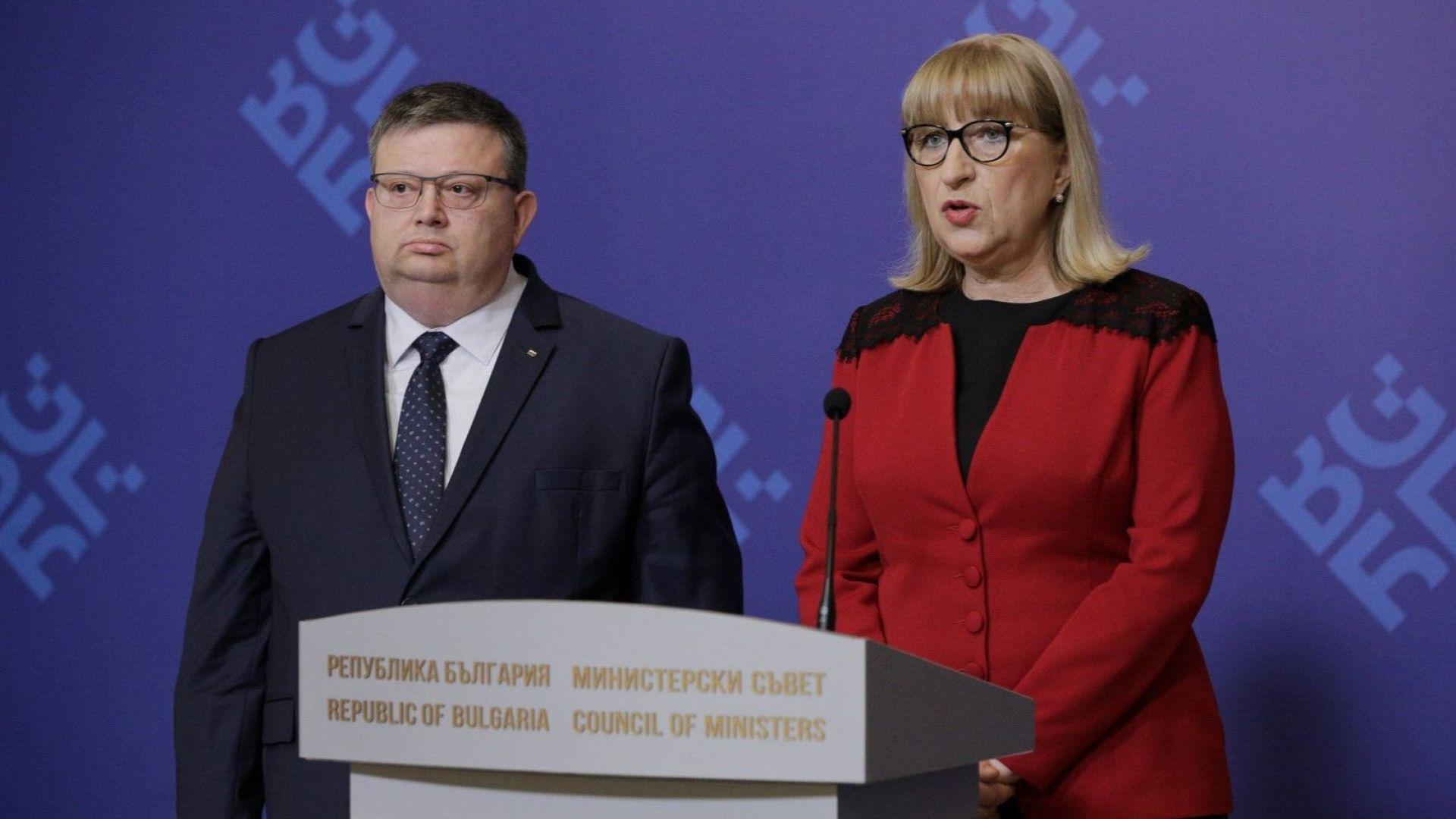 Цацаров: Няма предпоставки Желяз Андреев  да бъде екстрадиран