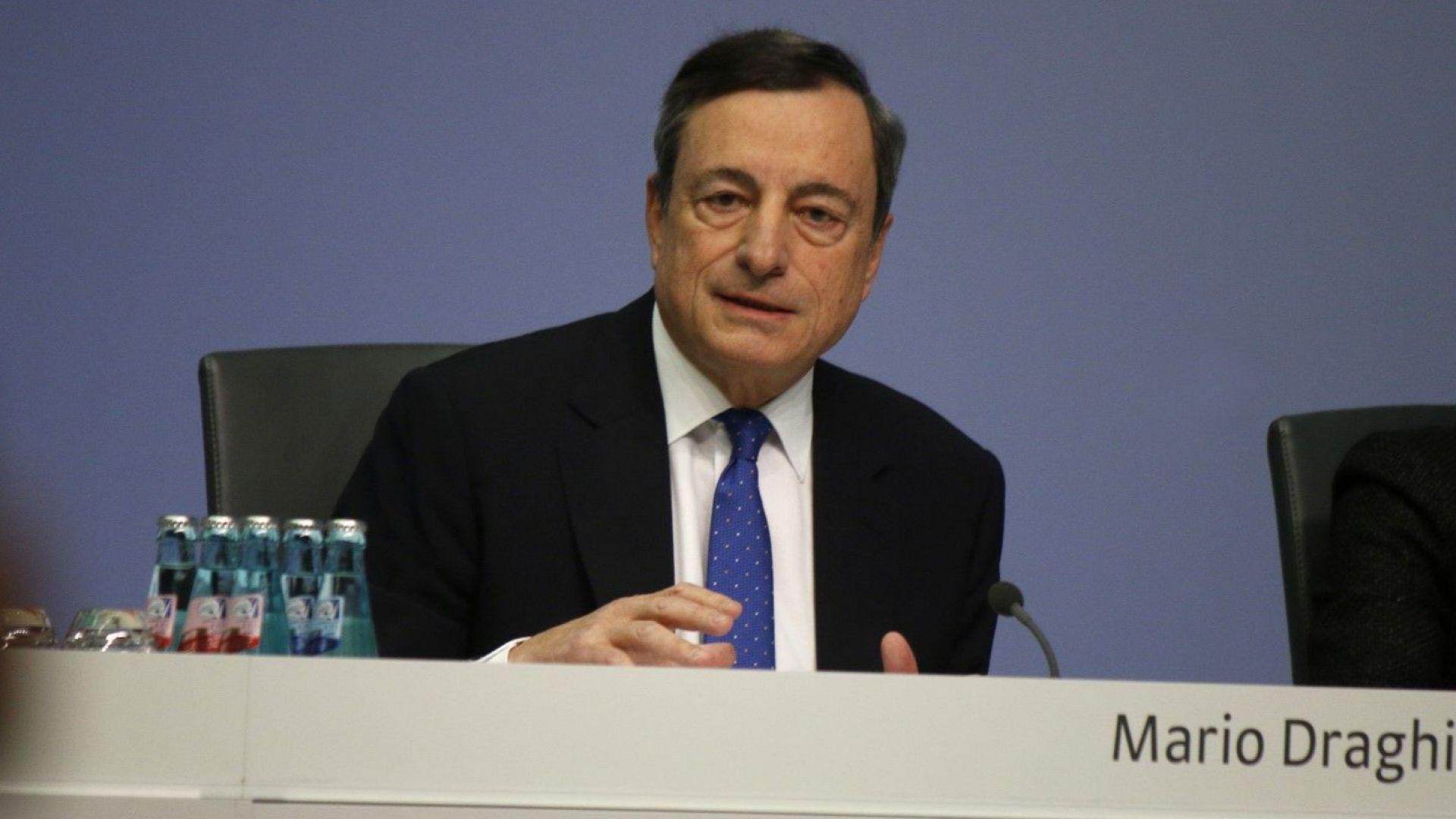 ЕЦБ ще реагира на забавянето на икономиката на еврозоната. Въпросът е -как?