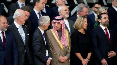 ЕС призова Русия, Иран и Турция да изпълнят обещанията си за Сирия