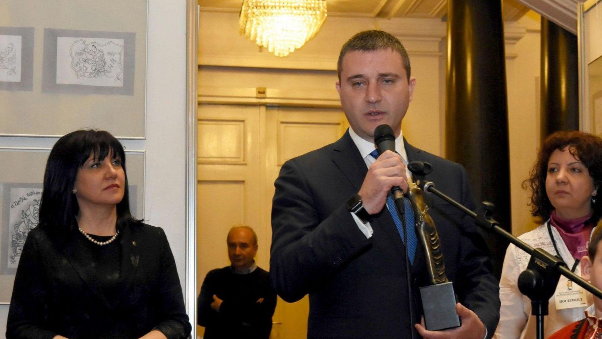 Владислав Горанов: Увеличаването на пенсионната възраст и осигурителните вноски ще продължи