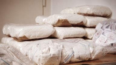 Спряха 9 тона кокаин в пратка с банани