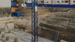 Строителният сектор запазва ритъма на работа