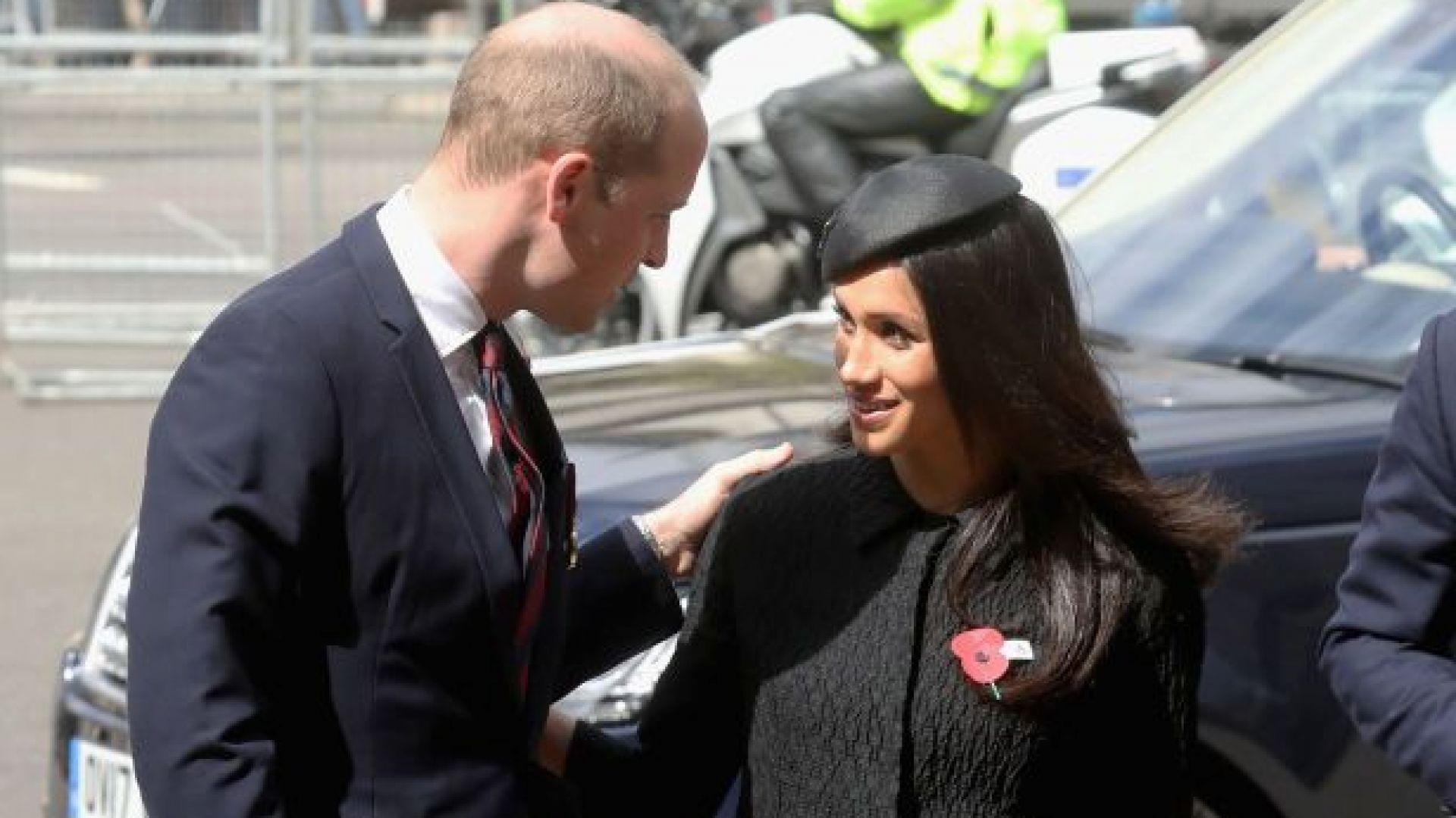 Принц Уилям: Синът ми носи силно име