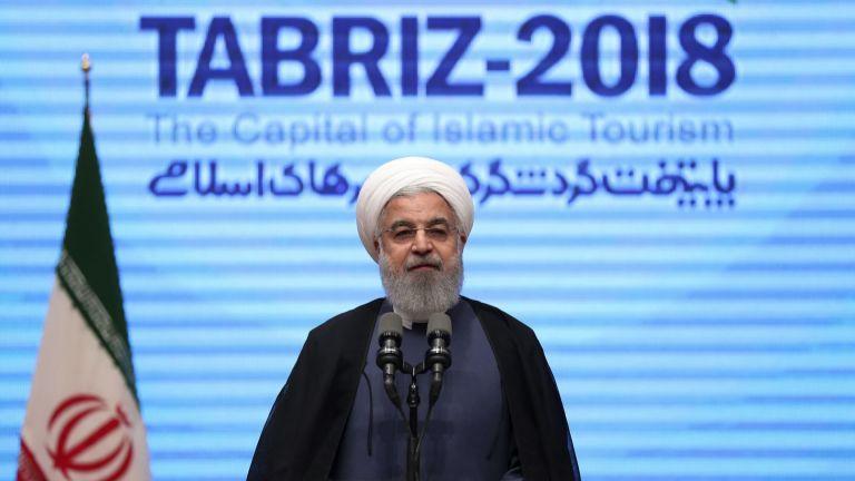 Иранският президент за Тръмп: Вие сте само един бизнесмен