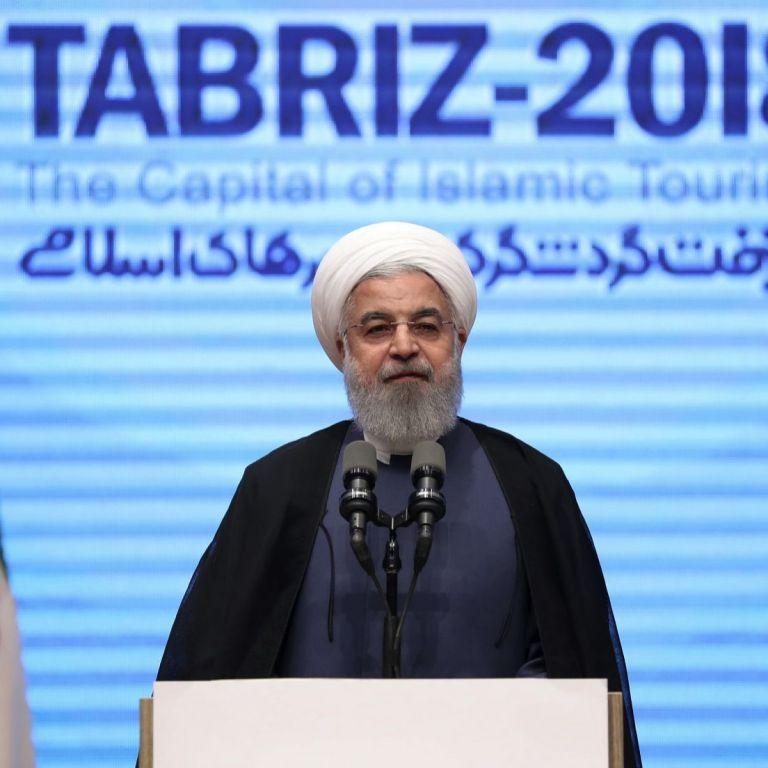 Хасан Рохани, президент на Иран