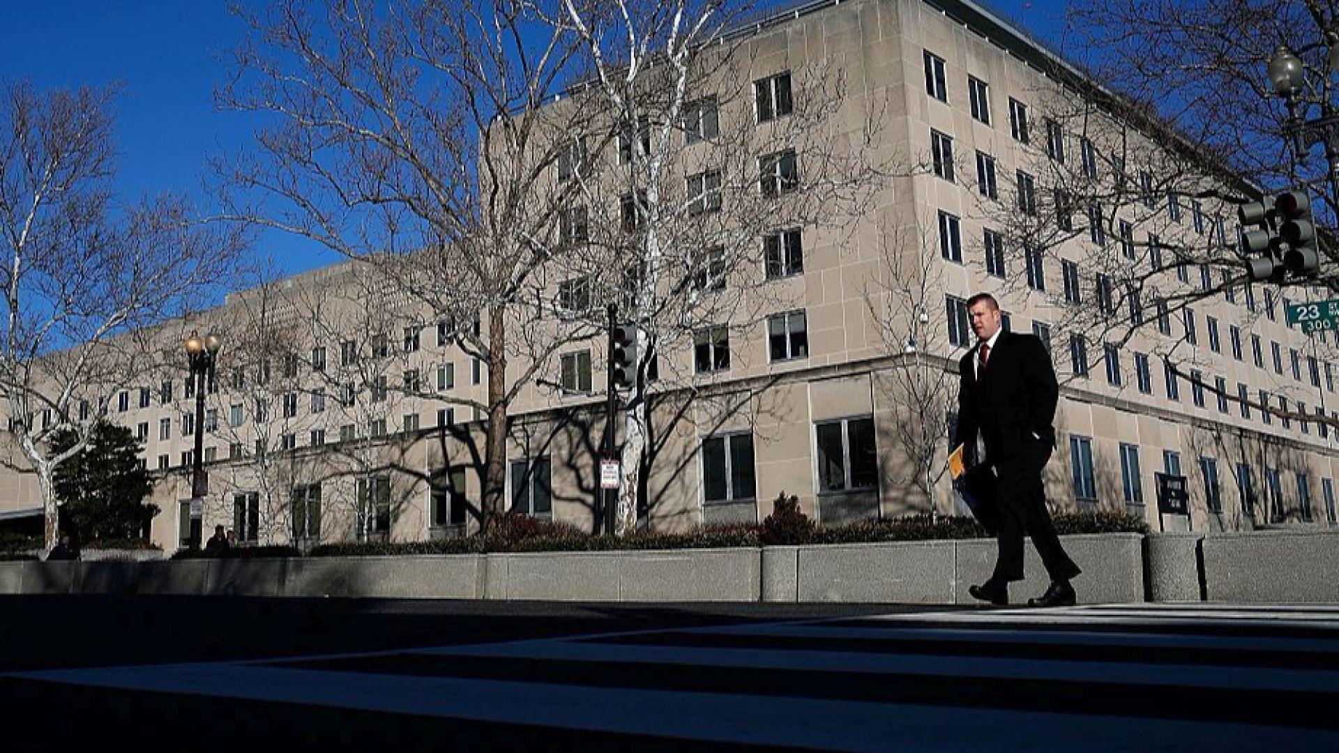Щатските власти влезли с взлом в дипломатически имот на Русия
