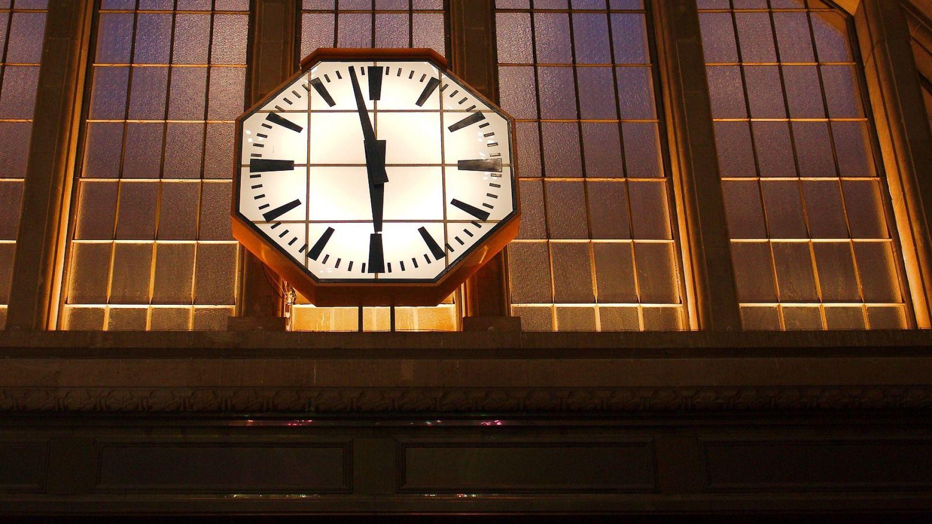 Преместихме часовниците с 1 час напред, опасност от катастрофи и инфаркти
