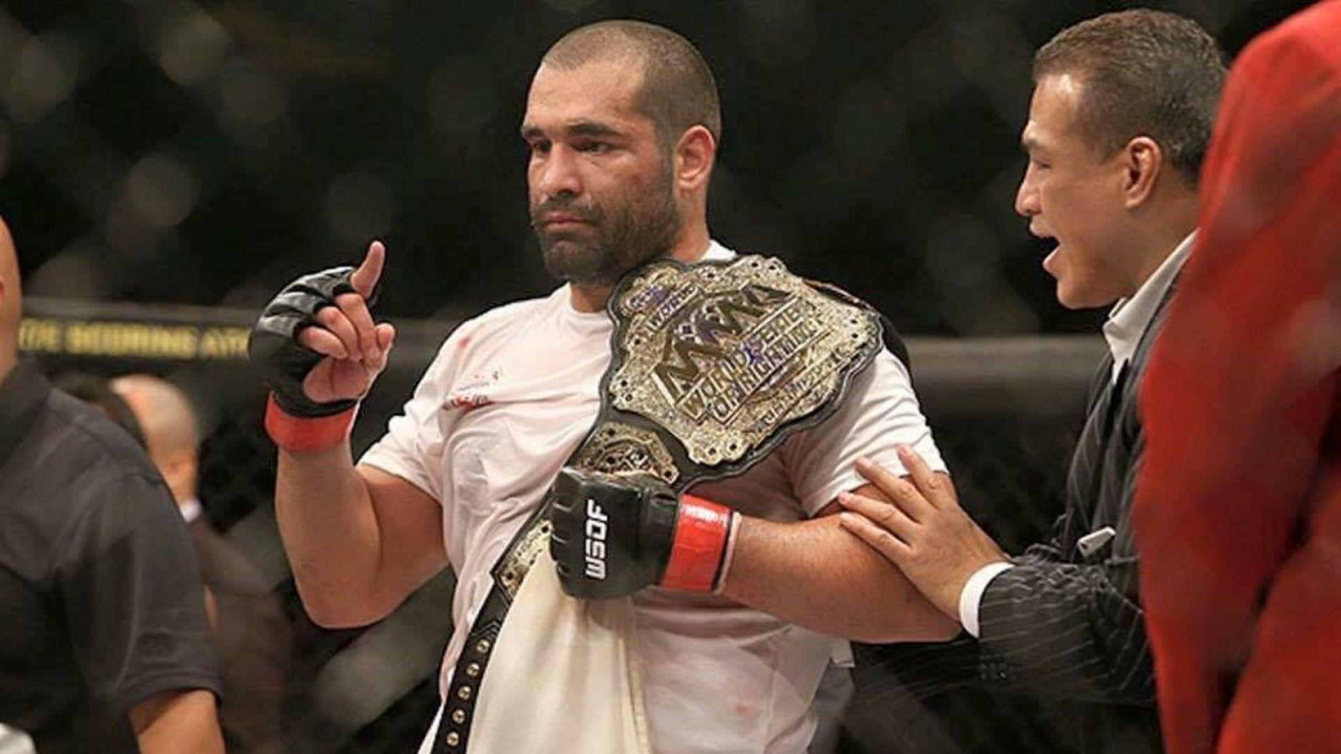 Багата: Договорът ми с UFC е за 6 мача