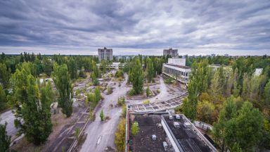 Украинският президент превърна Чернобил в открита зона
