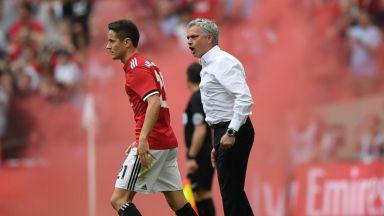 """Жозе: Преди мен """"Юнайтед"""" не бе готов да печели"""
