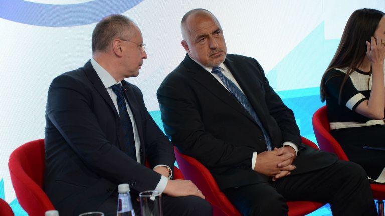 Борисов: До една година влизаме в чакалнята на Еврозоната