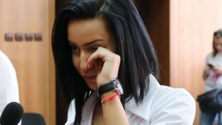 Танцьорката Габриела остава в ареста след скандал в съда