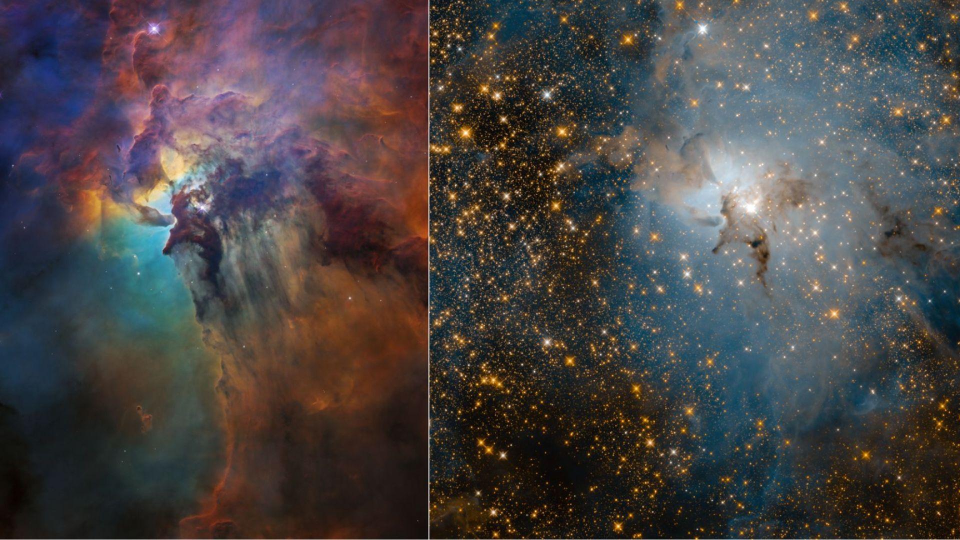 Колосален космически сблъсък променя разбирането за ранната вселена