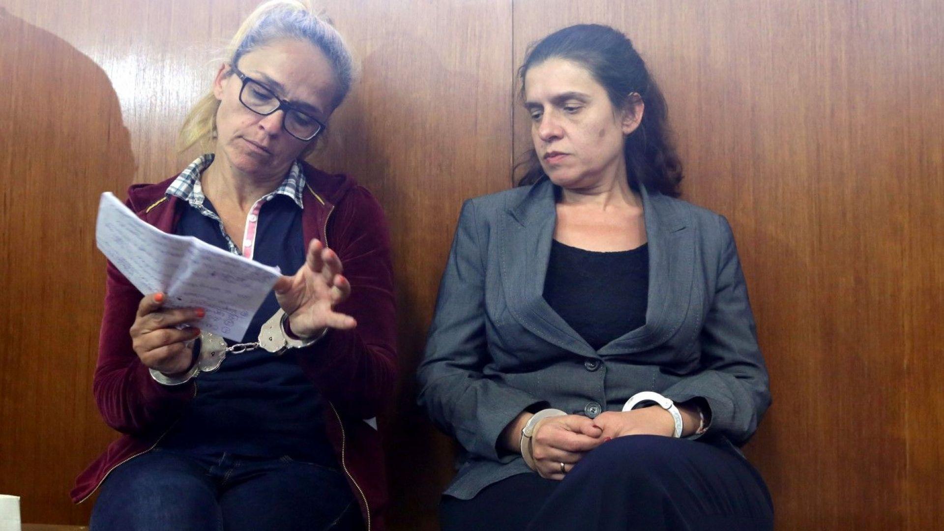 Спецсъдът забрани на Иванчева и Петрова да напускат страната