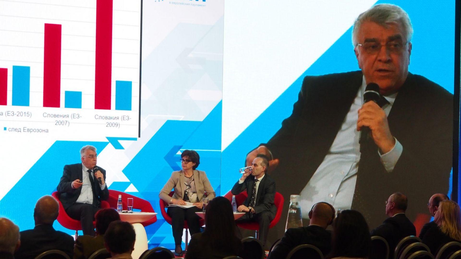 Румен Гечев: Трябва да искаме ясен отговор за приемането ни в еврозоната