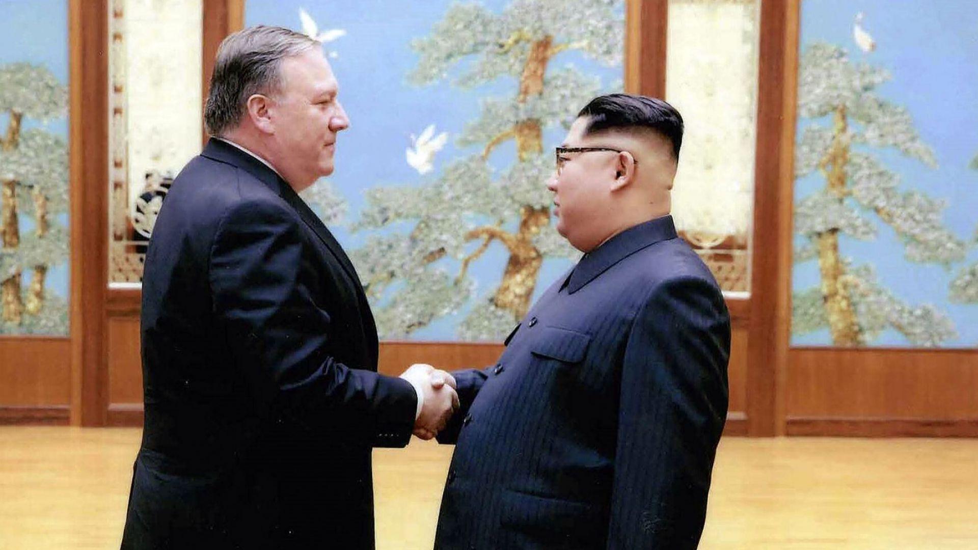 САЩ настояват Северна Корея да се разоръжи до 2 години и половина