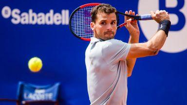 Григор посяга към нов полуфинал срещу световния №11 днес