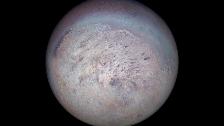 Тритон - обречената луна на Нептун