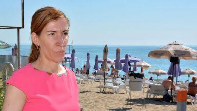 Ангелкова осъди насилието върху камериерката, ударена от чужденец