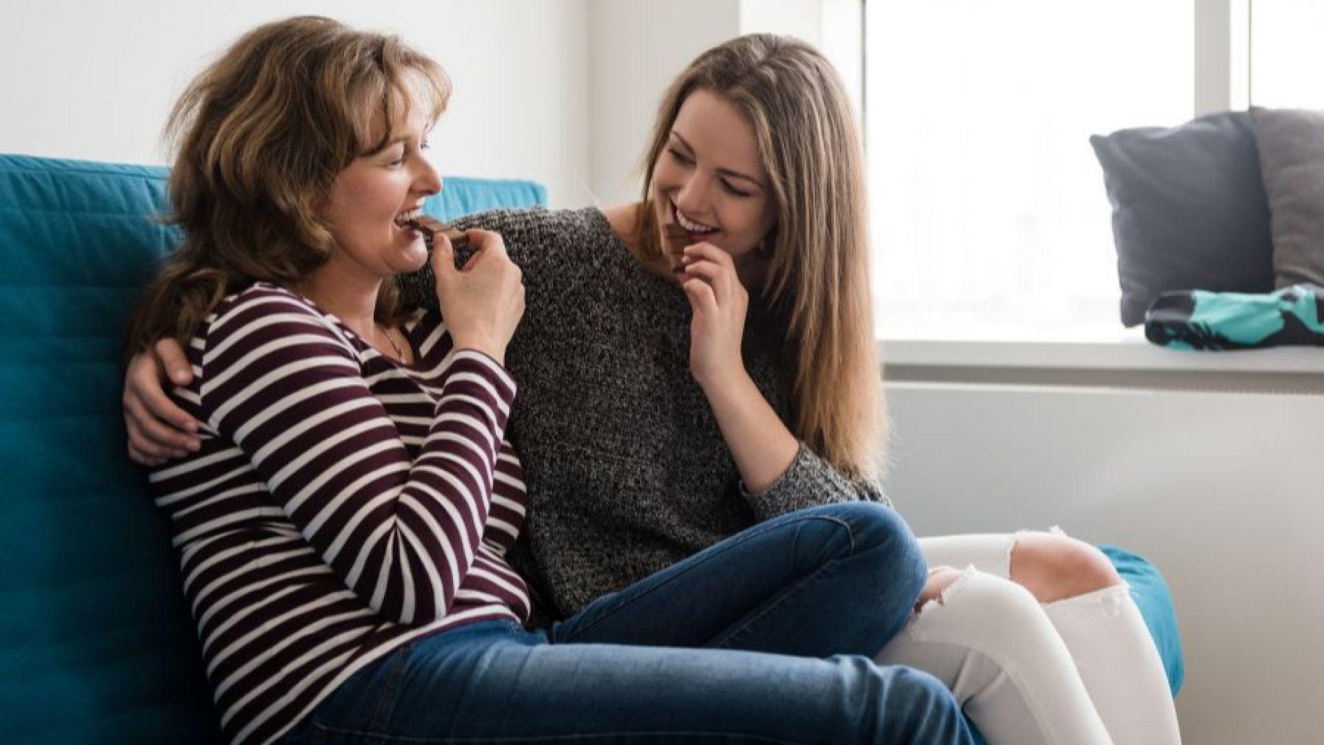 Кога жените заприличват на майките си