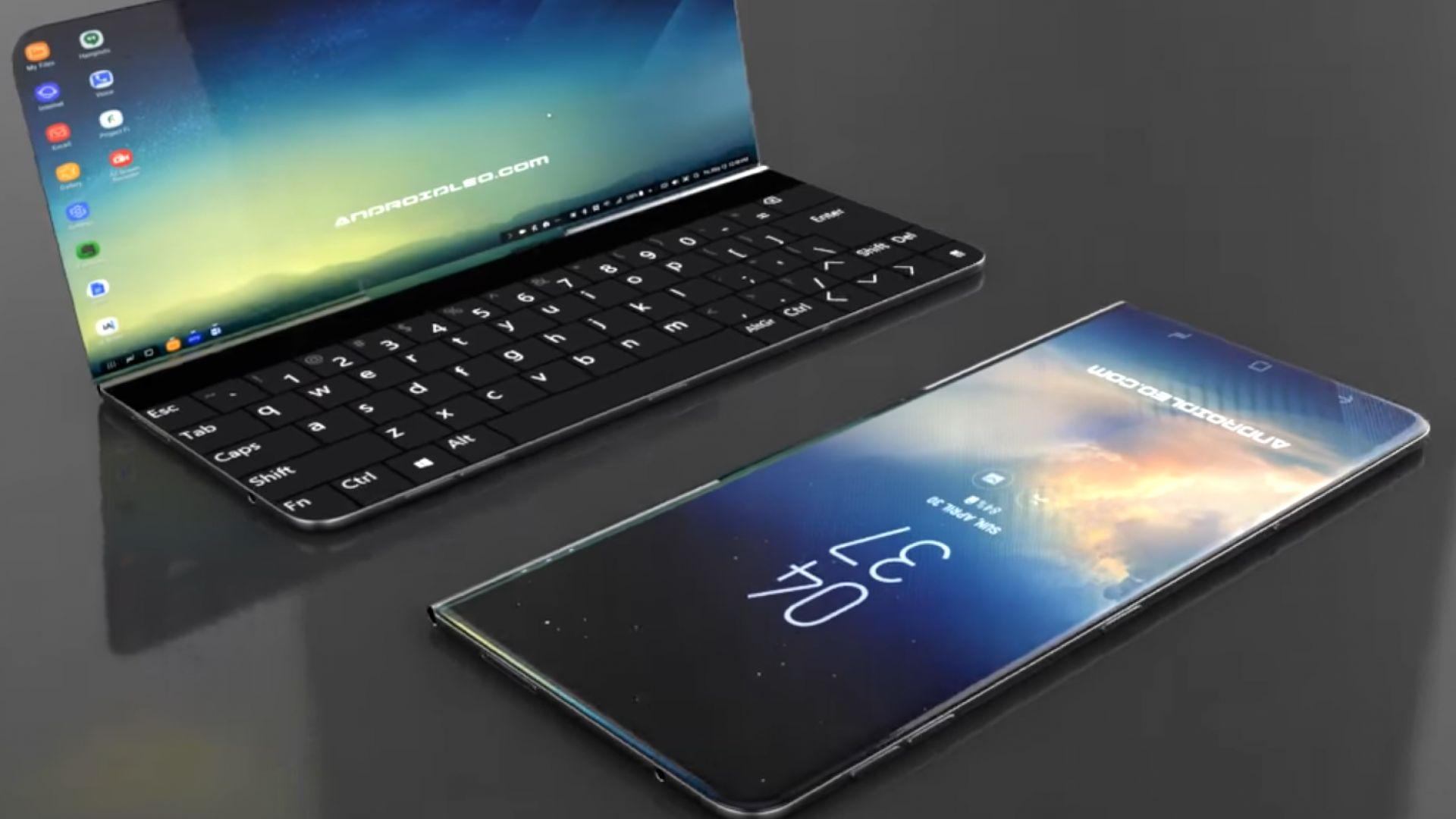 Как ще изглежда Samsung Galaxy X?