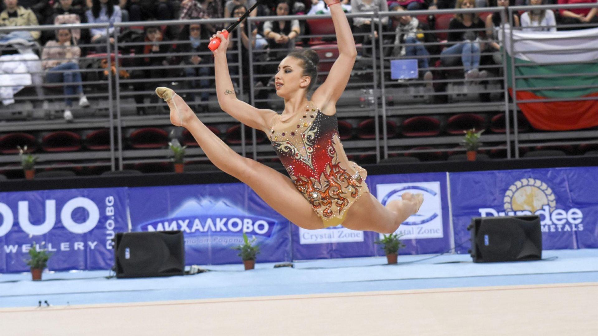 Световната шампионка Тасева продава златния медал за добра кауза