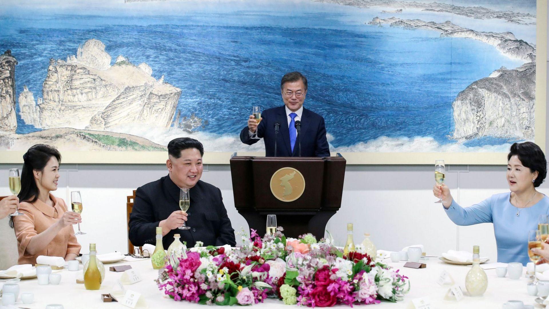 Северна и Южна Корея слагат край на войната
