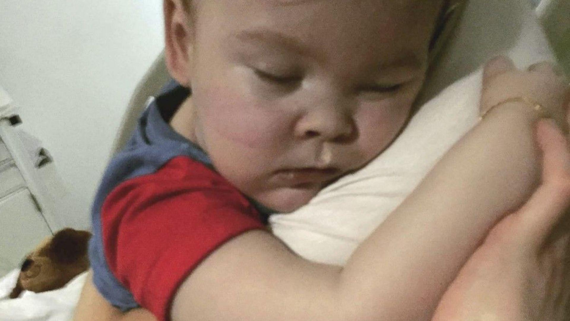 Родителите са съкрушени от смъртта на бебето Алфи