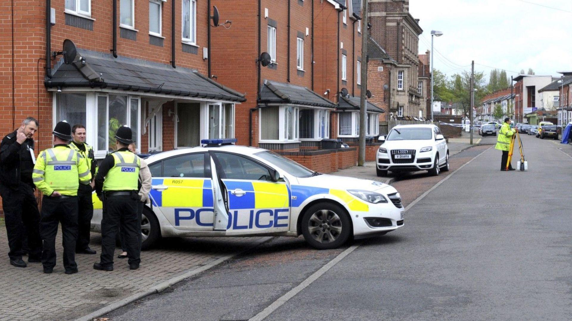 Инцидентът пред джамия в Бирмингам не е свързан с тероризъм