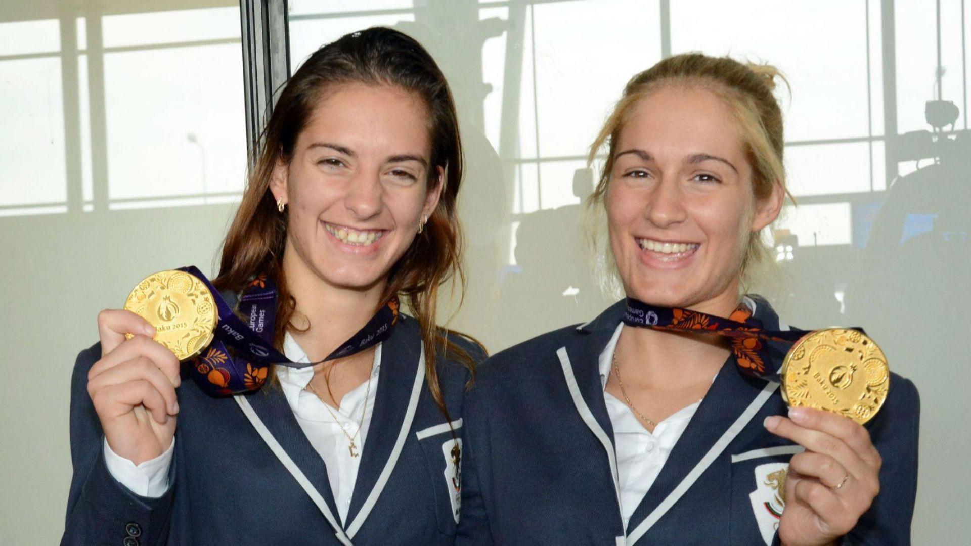 Сестри Стоеви дават федерацията на главния прокурор