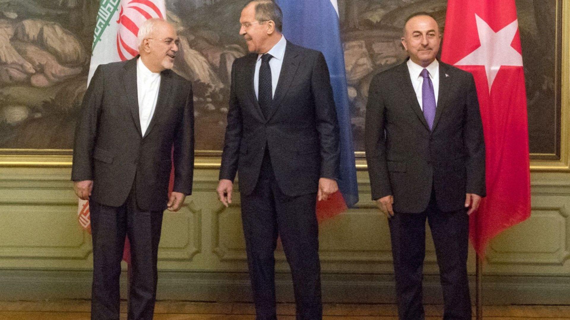 Русия, Иран и Турция против разделяне на Сирия по етнорелигиозен признак