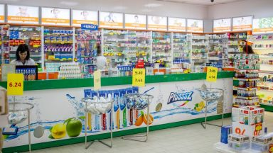 България сред първенците в Европа по брой аптеки