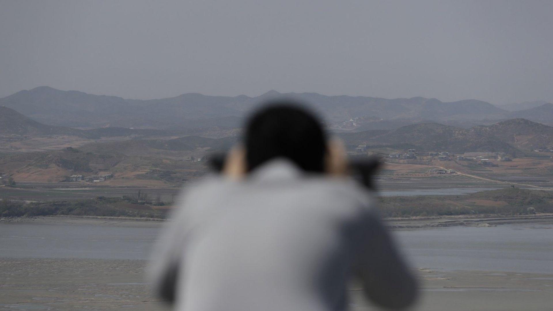 Пхенян e готов да върне армията по границата с Южна Корея
