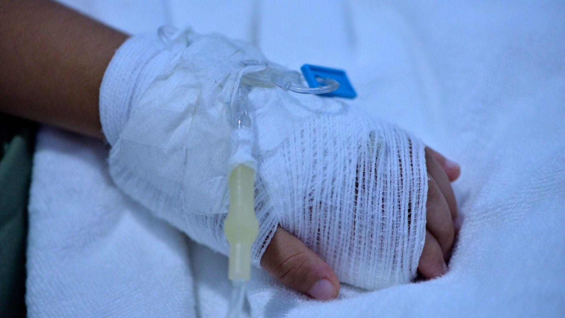 БПЦ дарява апаратура за лечение на онкоболни деца