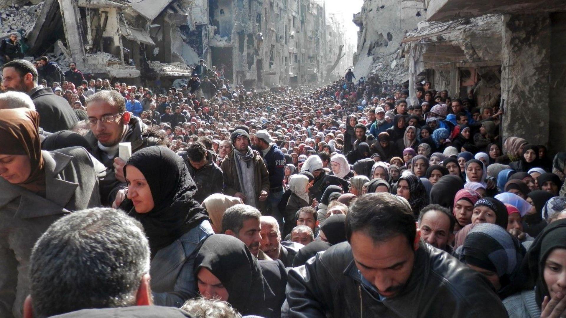 Коварният план на Асад