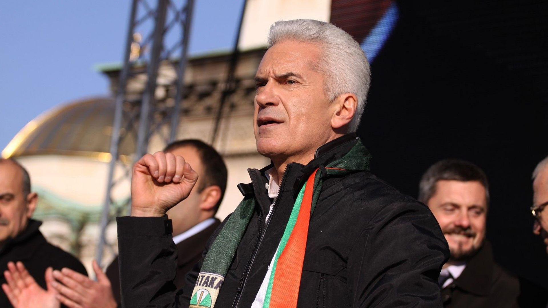 Сидеров: Управляващата коалиция е стабилна
