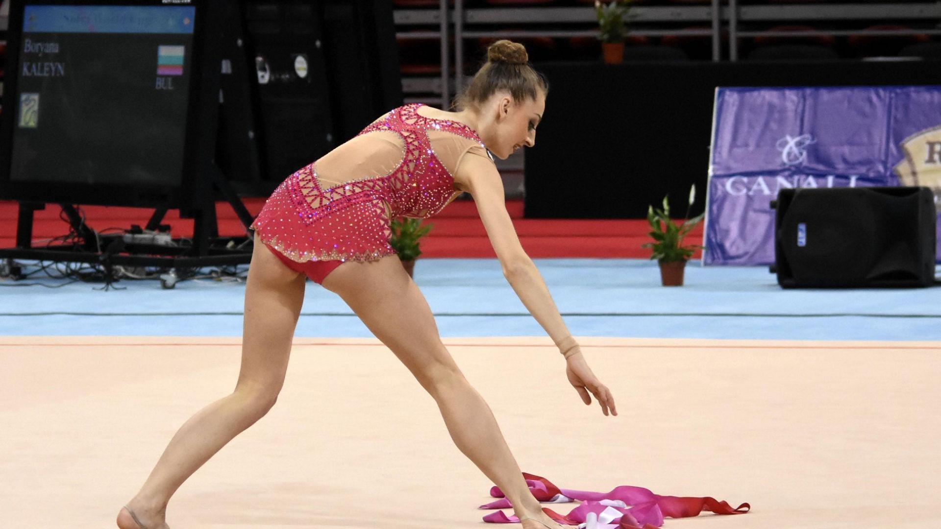 Боряна Калейн и Катрин Тасева със сребро от Световната купа в Баку